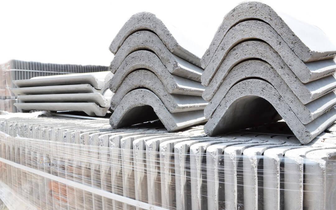 Principais características das telhas de concreto